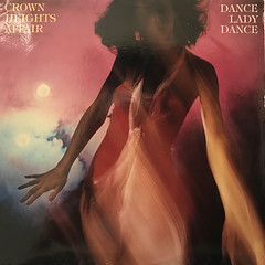 CROWN HEIGHTS AFFAIR:DANCE LADY DANCE(JACKET A)