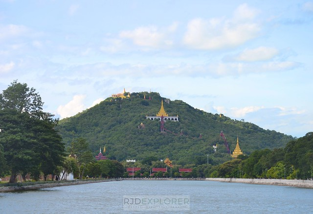 myanmar itinerary mandalay hill