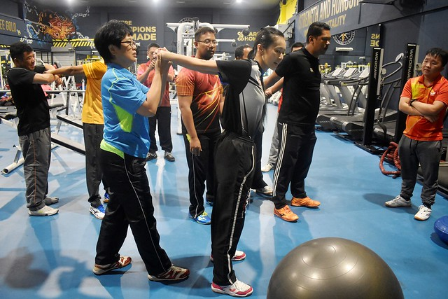 Malaysia - 2018 ITTF-PTT Level 2 Coaching Course