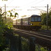144 022 Catches a glint at New Crofton.