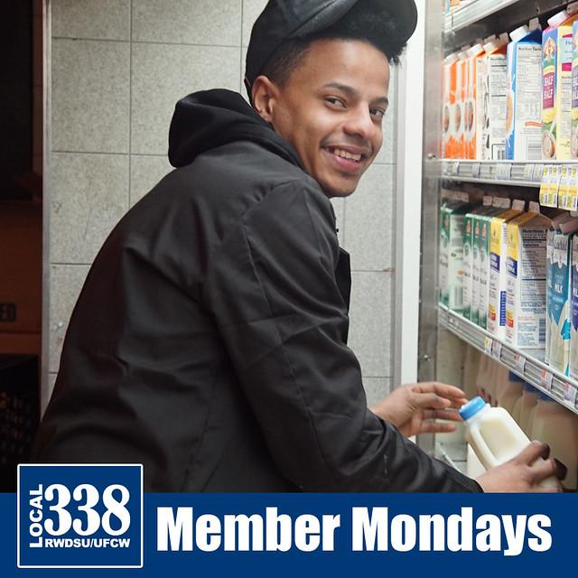 Member Mondays