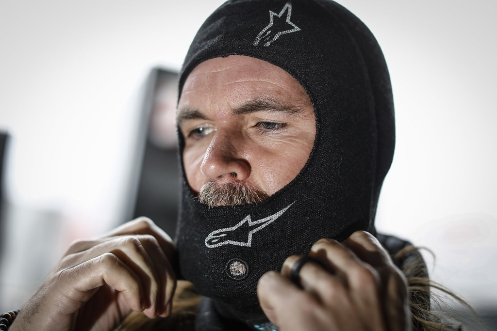 THOMPSON James (GBR), ALL-INKL.COM Munnich Motorsport, Honda Civic TCR, portrait during the 2018 FIA WTCR World Touring Car cup of Zandvoort, Netherlands from May 19 to 21 - Photo Francois Flamand / DPPI