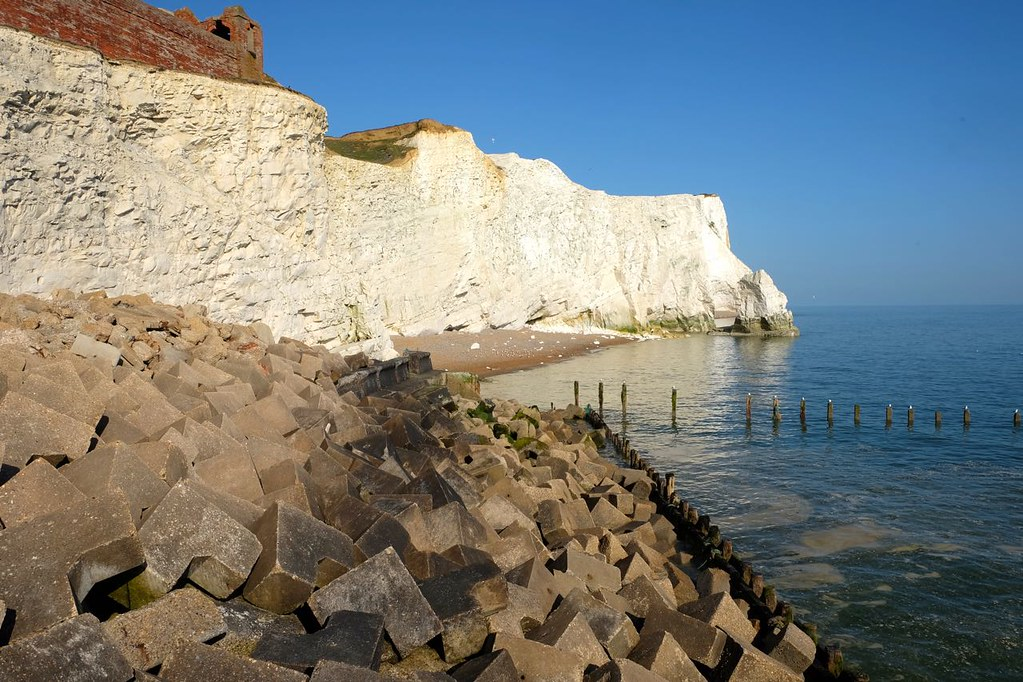BTS 199 Cliffs near Seaford