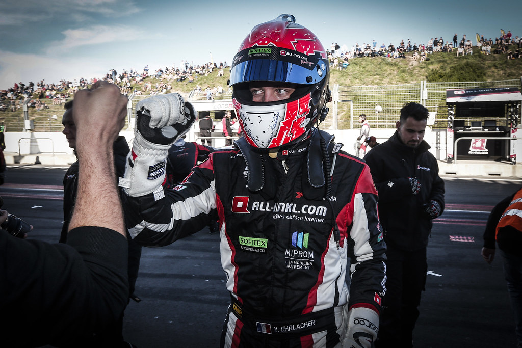 EHRLACHER Yann, (fra), Honda Civic TCR team ALL-INKL.COM Munnich Motorsport, portrait during the 2018 FIA WTCR World Touring Car cup of Zandvoort, Netherlands from May 19 to 21 - Photo Jean Michel Le Meur / DPPI