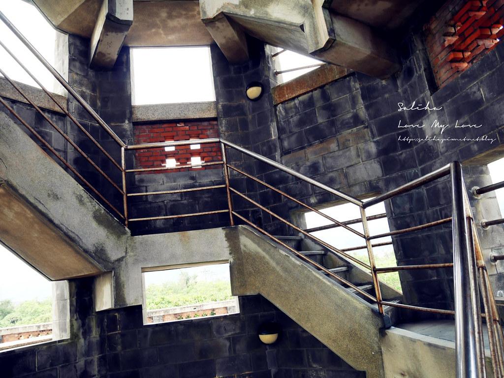 宜蘭景點推薦頭城濱海公園八角瞭望台 (18)