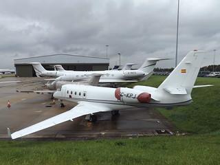 EC-KPJ Israel Aerospace Industries Gulfstream G150 TAG Aviation España