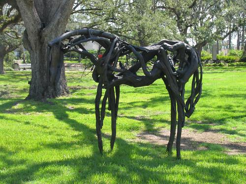 City Park Sculpture Garden New Orleans La August 13 2006 Flickr Photo Sharing