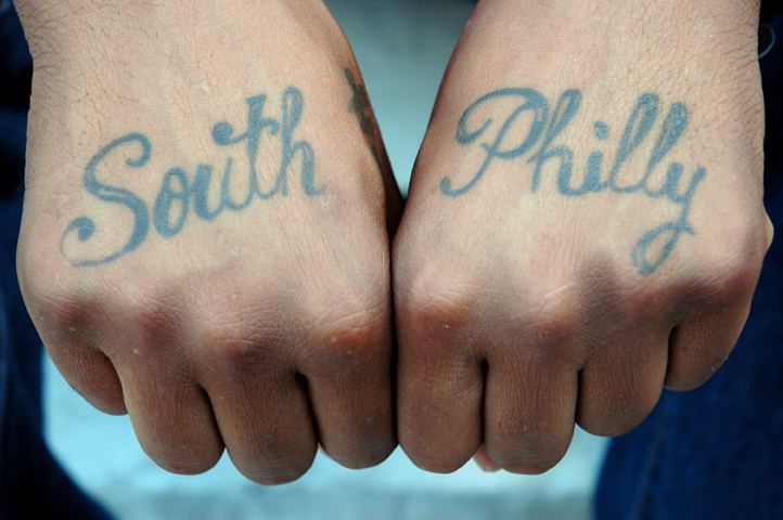 Thewizwit the best philly related tattoos for Philly sports tattoo