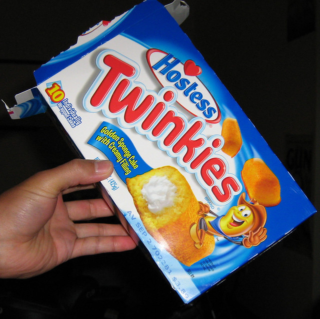 The Twinkie defense