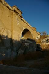 Jurupa park bridge