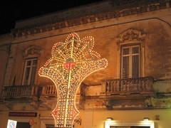 palazzo e luci