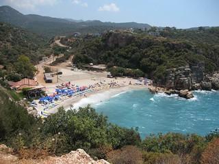 Büyük Çakıl beach