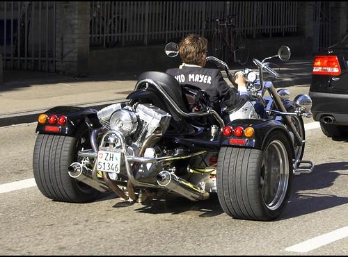 HD Trike