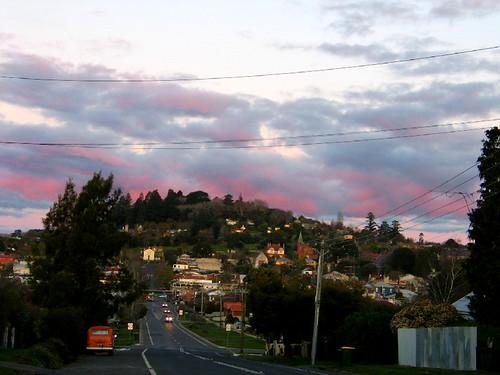 sunset australia victoria daylesford mapaustralia wombathill mapcentralvictoria photographerljgervasoni