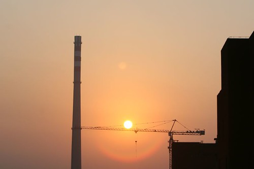 china sunrise crane beijing chaoyang