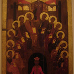 Descent of the Holy Ghost, 14th-15th cen, Monastery of the Holy Spirit
