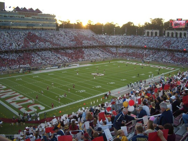 Stanford Stadium | Flickr - Photo Sharing!