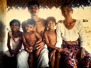Gamini's family