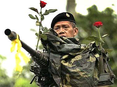 THAI SOLDIER BANGKOK