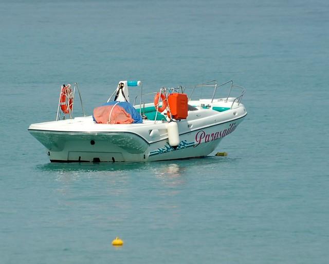 Parasailing Boat | Flickr - Photo Sharing!