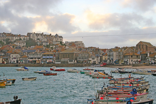 St Ives Harbour(3)