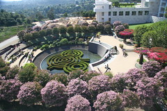 The Central Garden, Getty Center