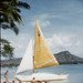 Sailboat Reef Hotel - Hawaii - 1958