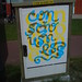 poster in the city of Amsterdam by Posters in Amsterdam by Jarr Geerligs