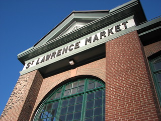 Image of St. Lawrence Market South near Toronto. toronto ontario canada stlawrencemarket southmarket
