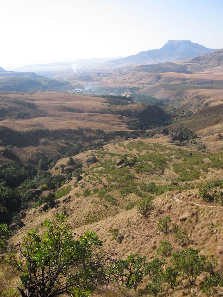 Harrismith To Sentinel Car Park Drakensberg