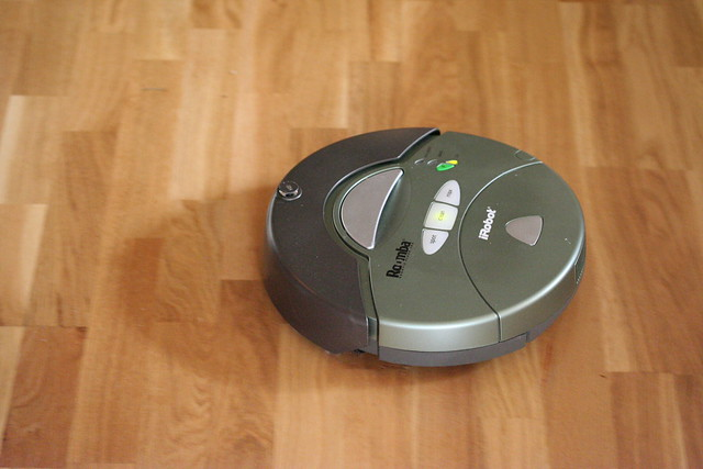 The Roomba at large