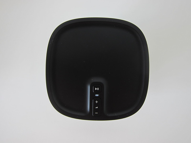 Sonos PLAY:1 (Black) - Top