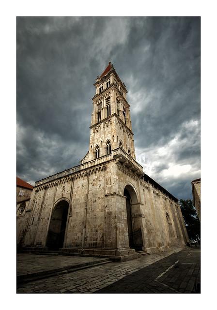 Cathédrale Saint Laurent de Trogir