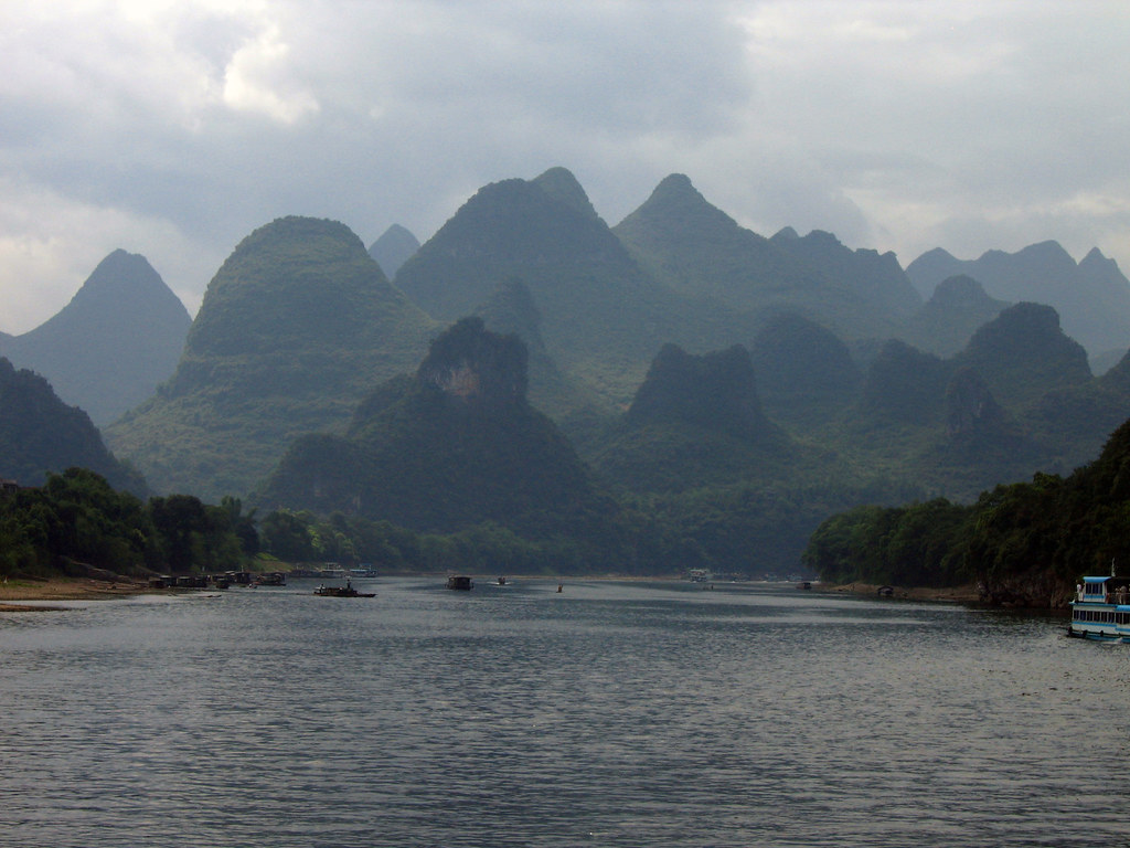 Guilin (China) by marcusuke