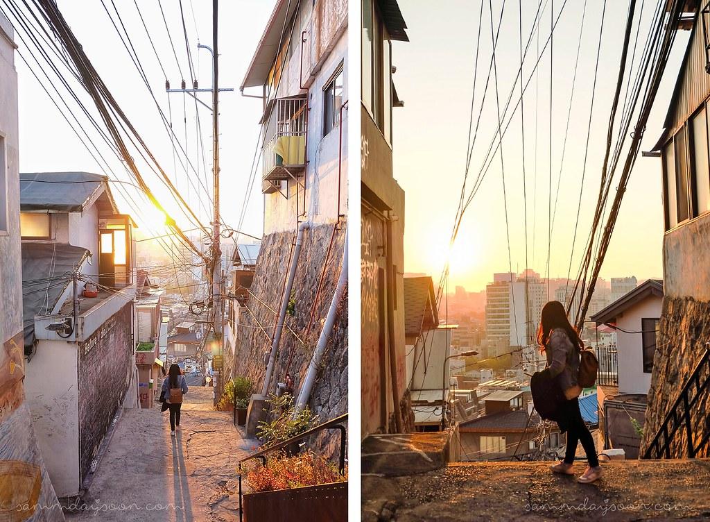 sunset_ihwha_mural_village