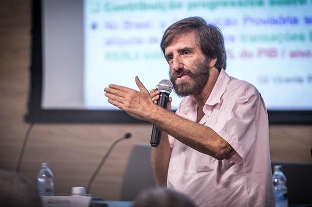 Gil Vicente Reis de Figueiredo fala sobre os efeitos da Emenda Constitucional 95 - Créditos: Joana Berwanger/Sul21