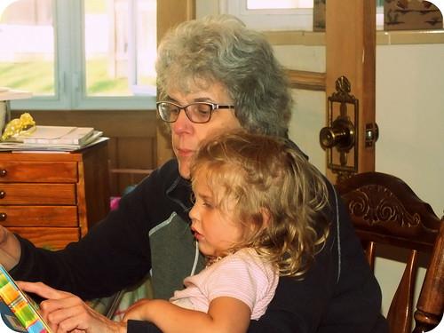 Carol & Josie