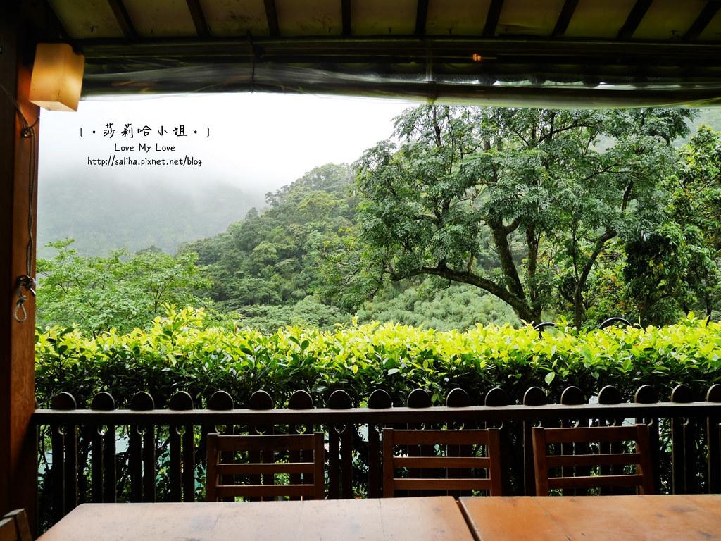 台北貓空景觀森林戶外餐廳推薦邀月茶坊 (3)
