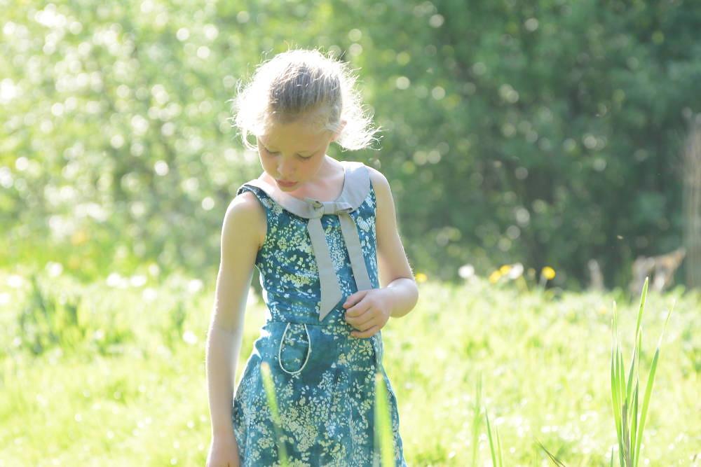 563-06 Antoinette jurk Khadetjes