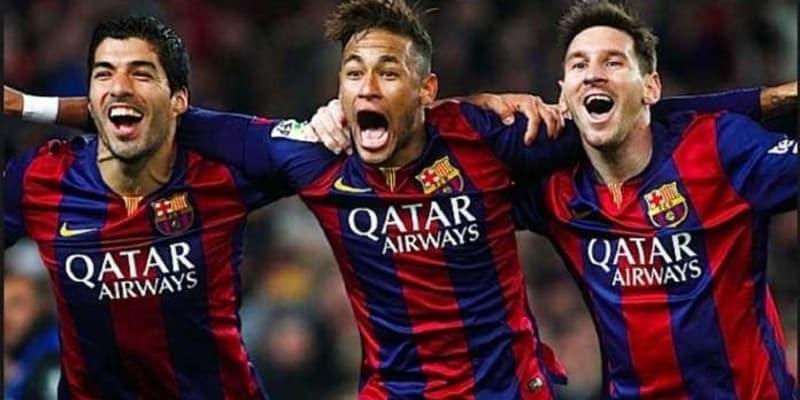 Neymar Rindu Dengan Barcelona, Terutama Dengan Lionel Messi dan Luis Suarez