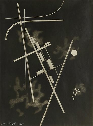 Marta Hoepffner, Homage to Kandinsky, 1937