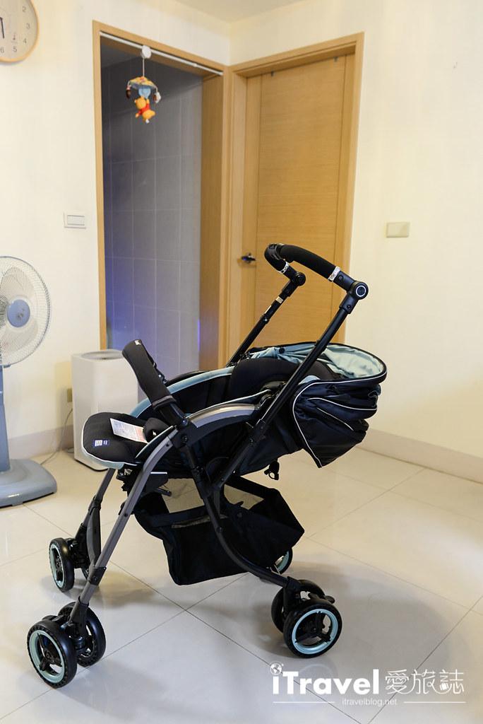 轻量型婴儿车推荐 Combi F2 Plus (6)