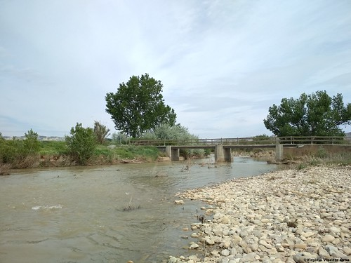 el puente y el rio jalon