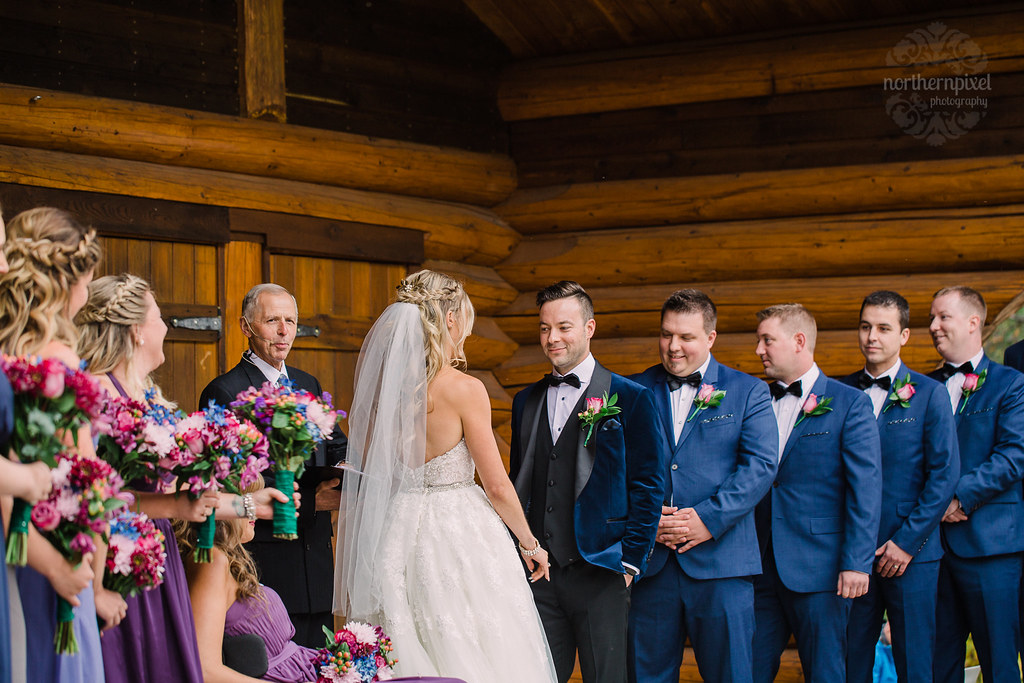 Mount Robson Wedding Ceremony