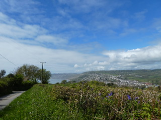 20180504_5 Looking back on Charmouth and Lyme Regis