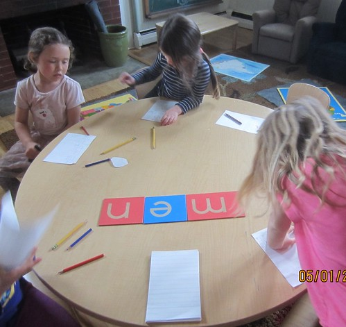 cvc word guessing and writing game