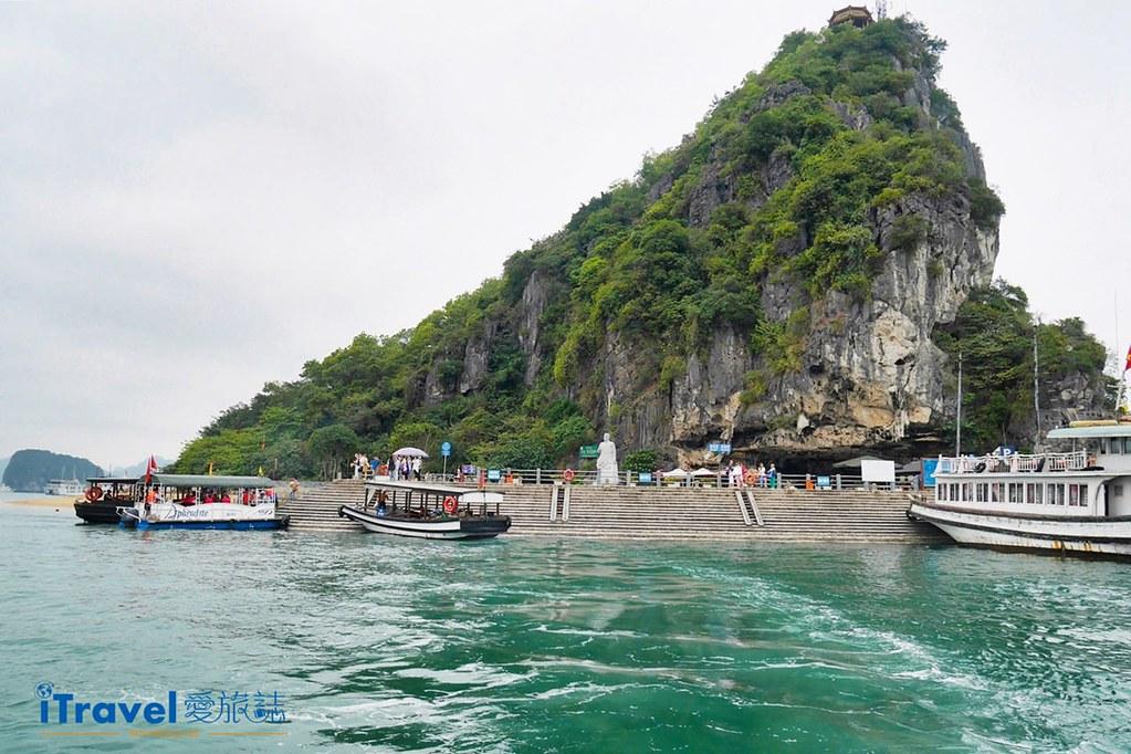 越南下龙湾天堂岛 (1)