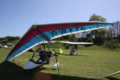G-BYTL Mainair Blade [1224-0999-7] Popham 050518