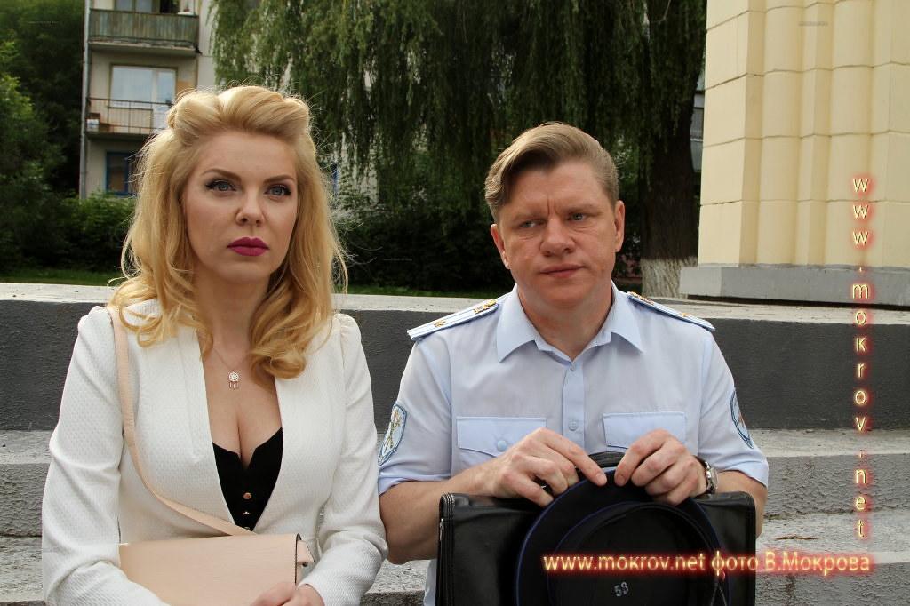 Фото Актер - Блохин Дмитрий «Морозова сезон первый»