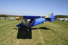 G-CHMN Raj Hamsa X Air [BMAA HB 632] Popham 050518